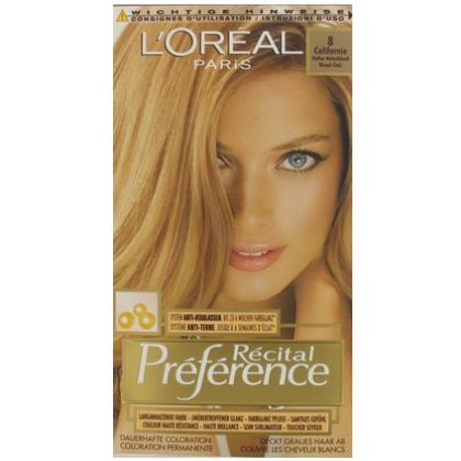 Loreal Haarverf Preference 8