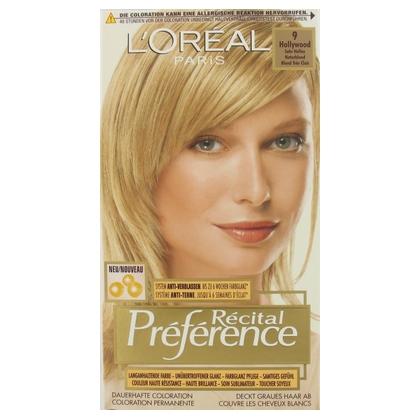 Loreal Haarverf Preference 9