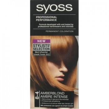 Syoss Haarverf 8-4 Amberblond