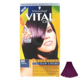 Vital Colours Aubergine 89