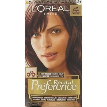 loreal preference haarverf nr. 5.25