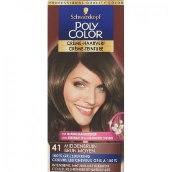 Poly Color Haarverf nr. 41 4015000211413